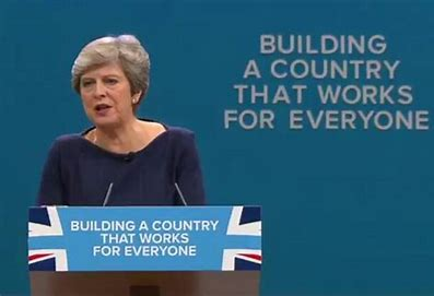 I am Conservative Building a Country that Works for Everyone