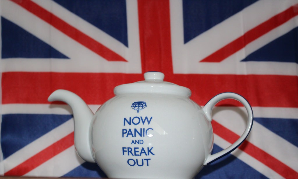 Brexit boris johnson, Brexit Panic