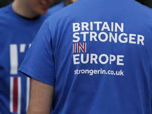 Stronger In Not Brexit Argues Tahir Ashraf